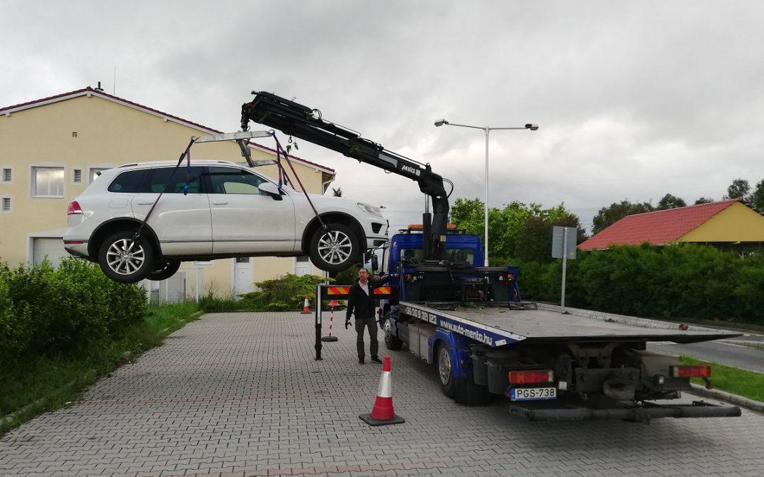Darus autómentés: miért ez a legjobb választás?